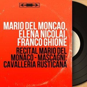 Mario Del Moncao, Elena Nicolai, Franco Ghione 歌手頭像