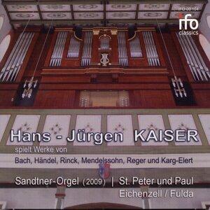 Hans-Jürgen Kaiser アーティスト写真