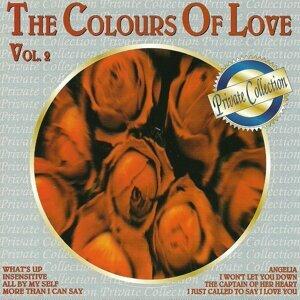 The Colours of Love, Vol. 2 歌手頭像