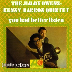 The Jimmy Owens-Kenny Barron Quintet 歌手頭像