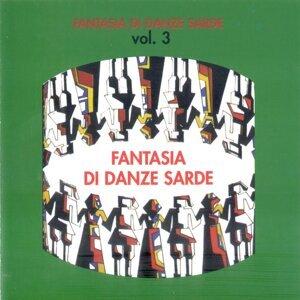 Fantasia di danze sarde Vol. 3 歌手頭像