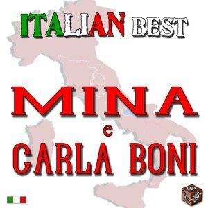 Mina, Carla Boni 歌手頭像