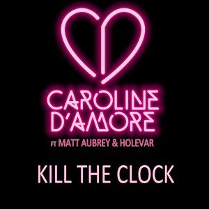 Caroline D Amore feat. Matt Aubrey & Holevar アーティスト写真