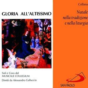Coro Musicale Collegium, Alessandro Galluccio 歌手頭像