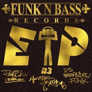 DJ Brandon Funk, Patrick LeVar, Hector Merida 歌手頭像