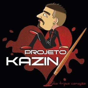 Projeto Kazin 歌手頭像