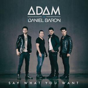 Daniel Baron,ADAM 歌手頭像