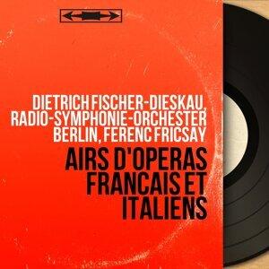 Dietrich Fischer-Dieskau, Radio-Symphonie-Orchester Berlin, Ferenc Fricsay 歌手頭像