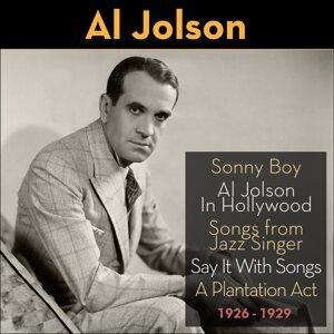 Al Jolson, Louis Silvers Orchestra 歌手頭像