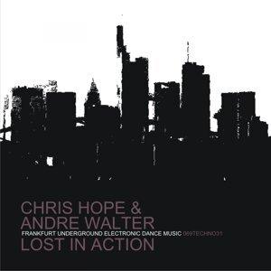 Chris Hope, Andre Walter
