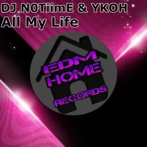 DJ N0TiimE, YKOH 歌手頭像