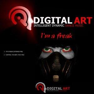 Digitalart 歌手頭像