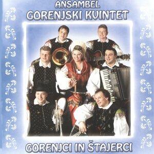 Ansambel Gorenjski Kvintet 歌手頭像