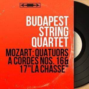 Budapest String Quartet, Josef Roisman, Jac Gorodetzky, Boris Kroyt, Mischa Schneider 歌手頭像