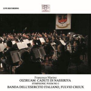 Fulvio Creux, Banda dell'Esercito Italiano 歌手頭像