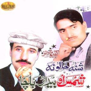 Shams, Bedar Bacha 歌手頭像