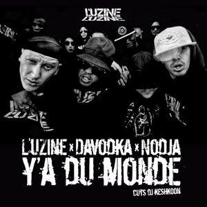 L'uZine , Davodka, Nodja 歌手頭像