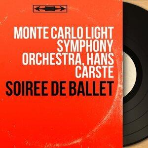 Monte Carlo Light Symphony Orchestra, Hans Carste 歌手頭像