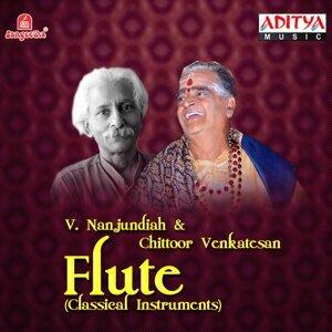 V. Nanjundiah, Chittoor Venkatesan 歌手頭像