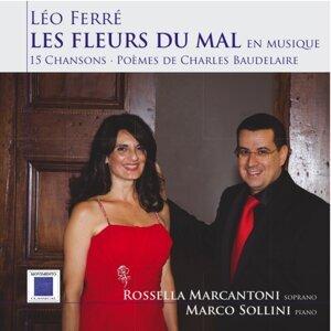 Rossella Marcantoni, Marco Sollini, Léo Ferré 歌手頭像