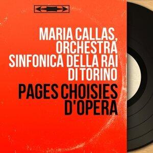 Maria Callas, Orchestra sinfonica della RAI di Torino 歌手頭像