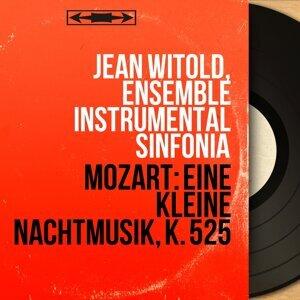 Jean Witold, Ensemble instrumental Sinfonia 歌手頭像