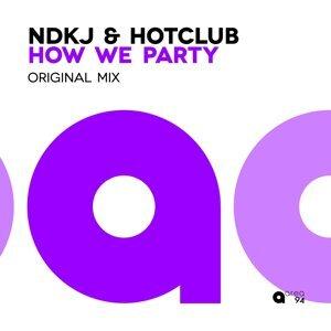 NDKj, Hotclub 歌手頭像
