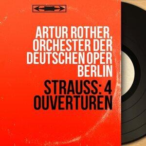 Artur Rother, Orchester der Deutschen Oper Berlin