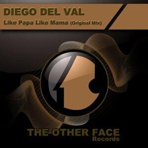 Diego Del Val 歌手頭像