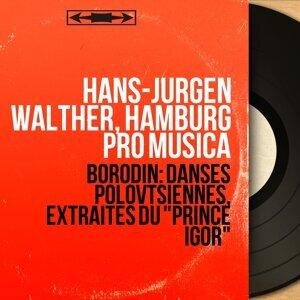 Hans-Jürgen Walther, Hamburg Pro Musica 歌手頭像