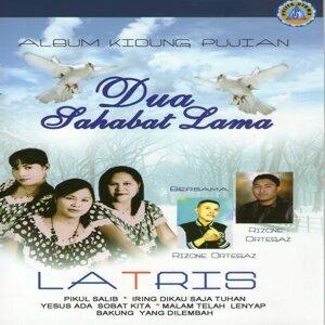 Latris, Sandri Lawalata, Rizone Ortegaz 歌手頭像
