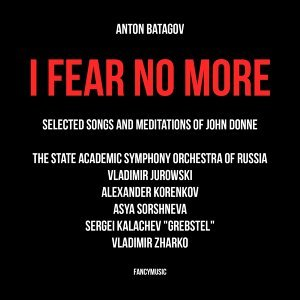 Anton Batagov, Vladimir Jurowski, The State Academic Symphony Orchestra of Russia 歌手頭像