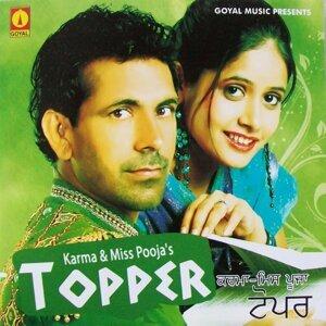 Miss Pooja, Karma 歌手頭像