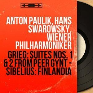 Anton Paulik, Hans Swarowsky, Wiener Philharmoniker 歌手頭像