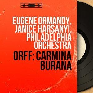 Eugene Ormandy, Janice Harsanyi, Philadelphia Orchestra 歌手頭像