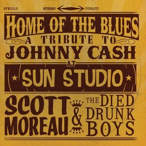 Scott Moreau and the Died Drunk Boys 歌手頭像