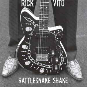 Rick Vito アーティスト写真