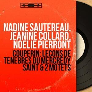 Nadine Sautereau, Jeanine Collard, Noëlie Pierront 歌手頭像