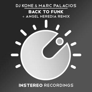 Dj Kone, Marc Palacios 歌手頭像