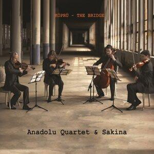 Anadolu Quartet, Sakina 歌手頭像