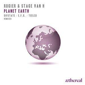 Rogier, Stage Van H