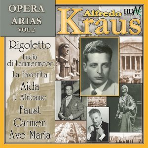Symphony Orchestra of Madrid, Alfredo Kraus 歌手頭像