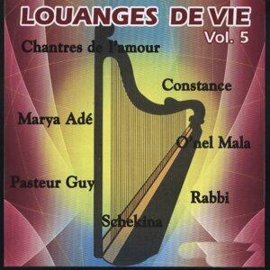 Louanges de vie, vol. 5 歌手頭像