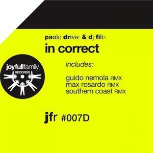 Paolo Driver, DJ Filix 歌手頭像