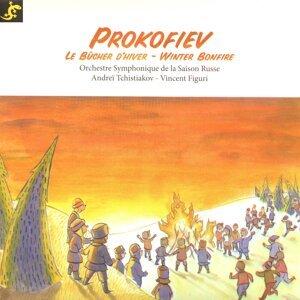 Vincent Figuri, Andreï Tchistiakov, Orchestre symphonique de la Saison Russe 歌手頭像