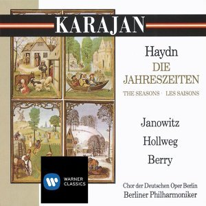 Herbert von Karajan/Gundula Janowitz/Werner Hollweg/Walter Berry 歌手頭像