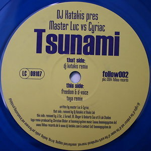 DJ Katakis feat. Master Luc vs Cyriac 歌手頭像