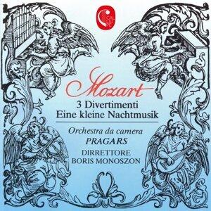 Boris Monoszon, Pragars Chamber Orchestra 歌手頭像