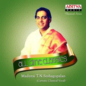 Madurai T. N. Seshagopalan 歌手頭像