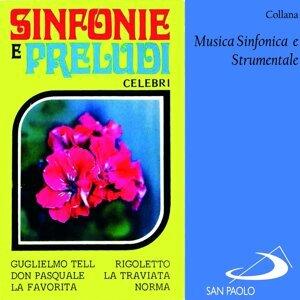 Orchestra dell'Opera Lirica di Roma, Edoardo Brizio 歌手頭像